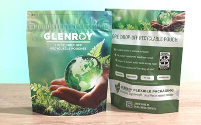 Is Flexible Packaging Recyclable? #GlenroyGlimpse: Store Drop-off Recyclable Pouches